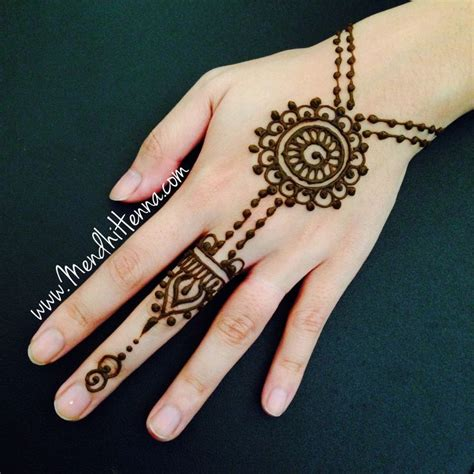 1000 ideas about simple hand henna on pinterest henna