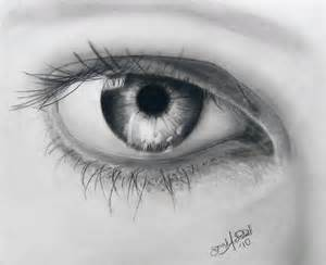 eye drawing 3d drawing