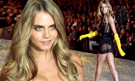 Catwalks Calling To Strut To by Cara Delevingne On How She Learnt To Strut The Catwalk In
