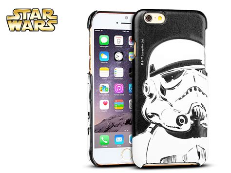 Stroomtrooper Custom Iphone 6 6s iphone 6 6s wars stormtrooper leather back