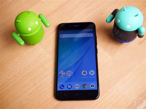 Xiaomi Mi A le xiaomi mi a1 sous android one re 231 oit de nouveau la
