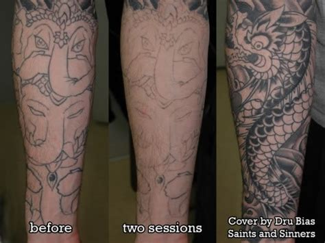 fade tattoo removal how to fade a