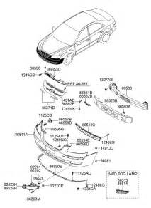 Hyundai Sonata 2005 Parts 2005 Hyundai Sonata Parts Auto Parts Diagrams