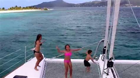 catamaran sailing trips caribbean chic family travels sailing through the caribbean on a