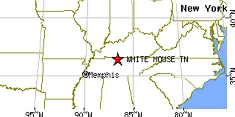 what county is white house tn in white house tennessee tn population data races housing economy