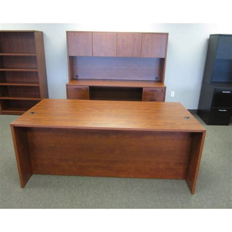 office furniture closeout closeout laminate desk with credenza tri state office