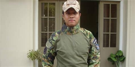 Seragam Army Seragam Militer Buatan Mahasiswa Indonesia Mendunia
