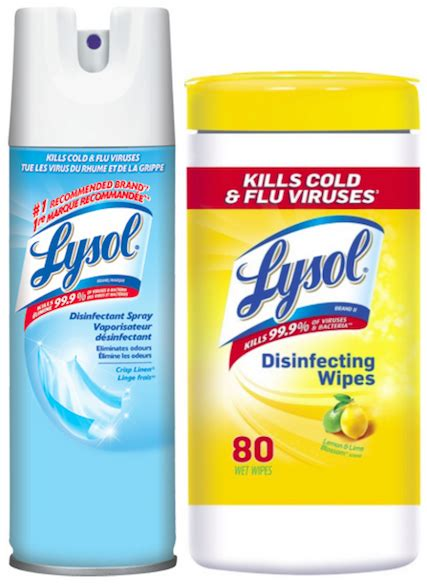 rite aid   lysol disinfecting spray  accidental saver