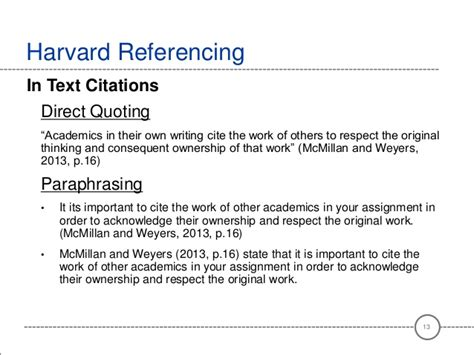 reference harvard book chapter in text citation harvard referencing