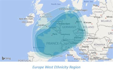 exploring our dna – europe west