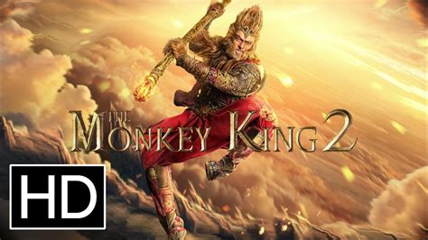 Monkey King the monkey king 2 official trailer