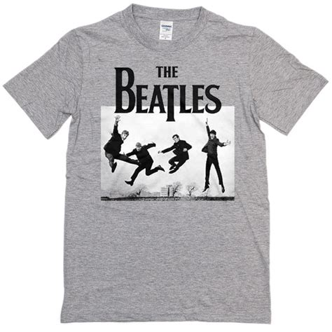 Tees The Beatles the beatles jump t shirt basic tees shop
