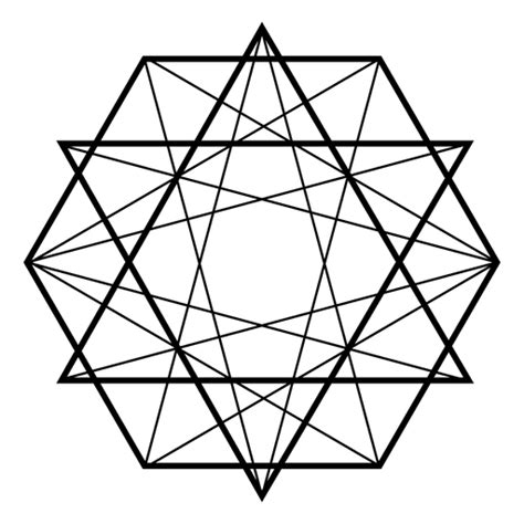 mathematical pattern png geometric sacred geometry transparent png svg vector
