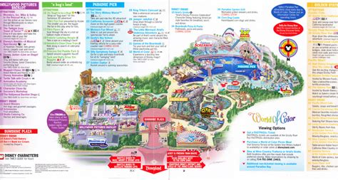 california map disney search results for disney california adventure park map
