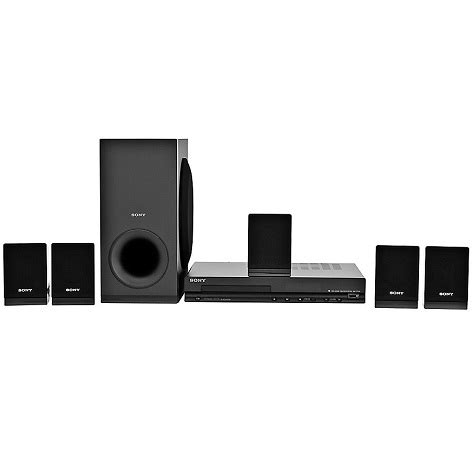 Sony Home Theater System Dav Tz140 sony dav tz140 5 1ch 300w dvd home theater system price