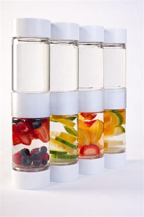 Fruit Infused Detox Water Bottle by Define Bottle A New Fruit Infused Water Bottle Coming