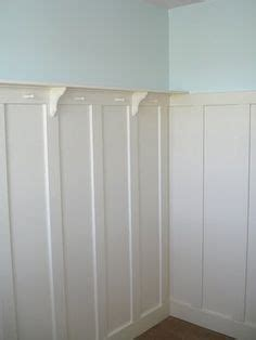 Wainscoting With Shelf by 1000 Ideas About Wainscoting Nursery On