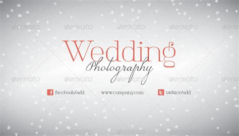 graphicriver wedding photography business card template wedding photography business card template by grafilker