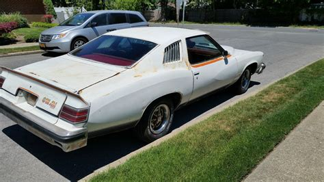 Pontiac Can Am Bangshift Start Is This But Complete 1977