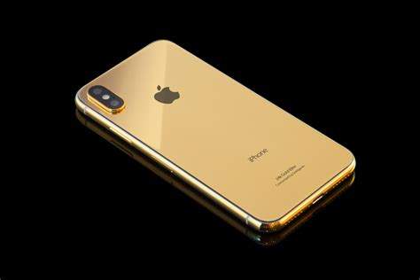 gold iphone xs max elite 6 5 quot 24k gold platinum editions goldgenie international