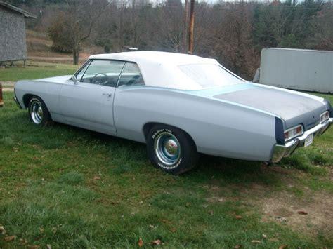 67 impala convertible classic chevrolet impala 1967 for sale