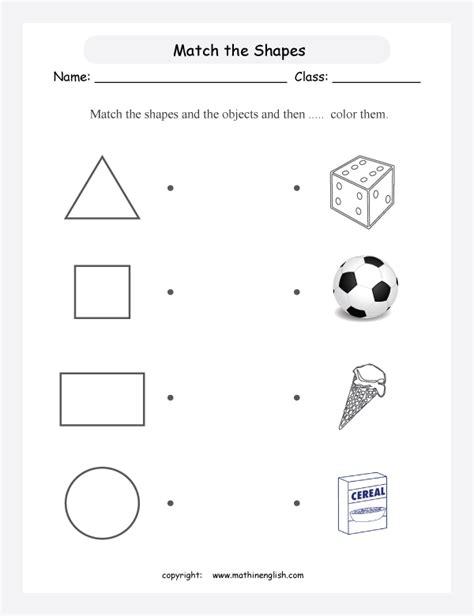 shapes worksheets yr 1 common worksheets 187 shape worksheets year 1 preschool