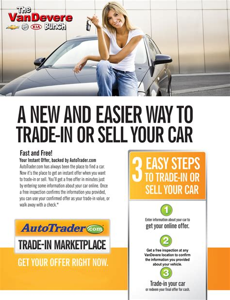 trade in marketplace autotrader trade in marketplace instant offer value your