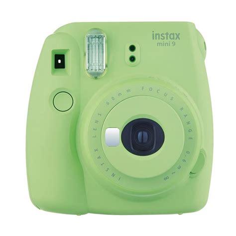 Dan Spesifikasi Kamera Fujifilm Instax Mini 8 jual fujifilm instax mini 9 instant kamera polaroid lime