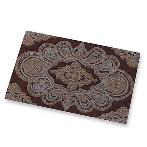 croscill rugs royalton chocolate bath rug by croscill bed bath beyond