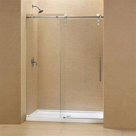 Shower Doors For Baths 17 Best Ideas About Sliding Shower Doors On