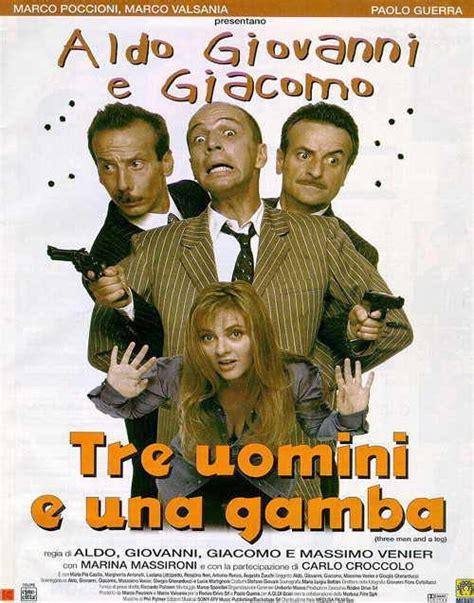 tre uomini e una tre uomini e una gamba 1997