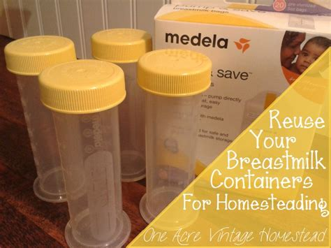 reusable breast milk storage containers breastmilk storage containers food preservation method