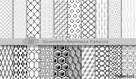 pattern para ai quot geometric seamless patterns pattern swatches included
