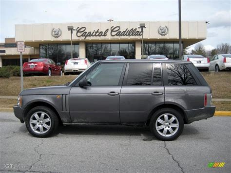 toyota land rover 2005 image gallery 2005 range rover