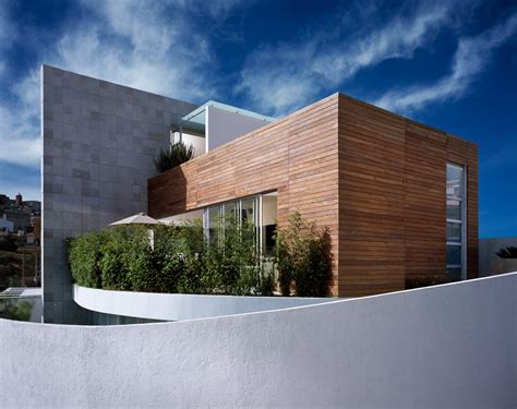 House Architectural Casa Moderna Dos Pisos Tres Dormitorios Construye Hogar