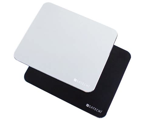 aluminum mouse pad by satechi 187 gadget flow