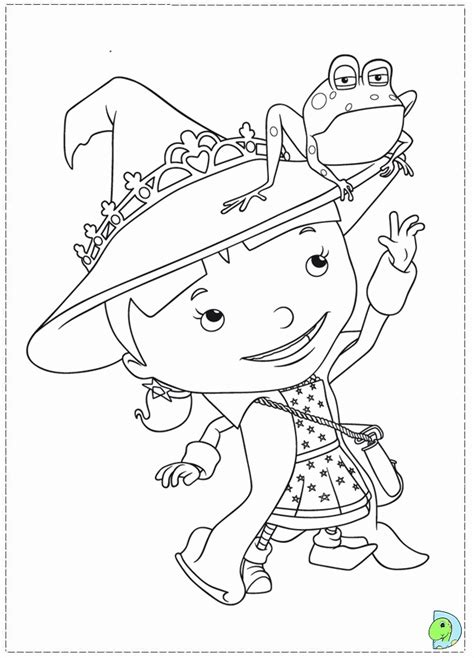 mike the knight coloring pages coloring home