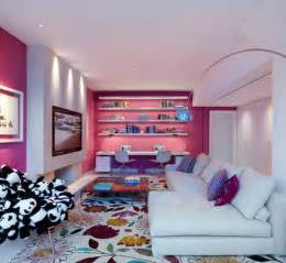 cute modern living room
