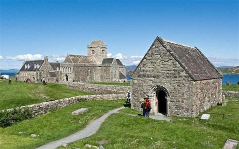 layout xlarge land iona s abbey museum revitalised telegraph