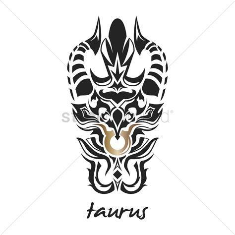 taurus horoscope tattoo designs taurus design www topsimages
