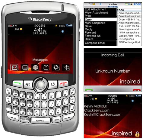 themes blackberry bold 9000 new blackberry 9000 inspired themes available zen today