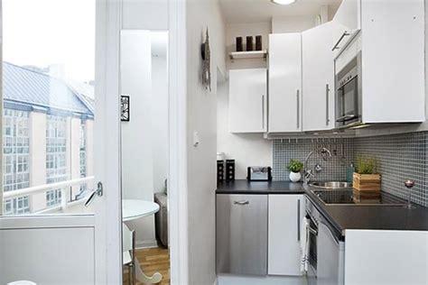 kako organizovati kuhinju  malom prostoru