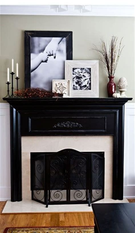 Bedroom Fireplace Mantel Decor 25 Best Ideas About Fireplace Mantel Decorations On