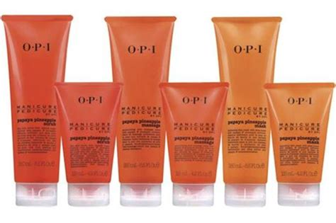 Manicure Products by Papaya Pineapple Manicure And Pedicure Products