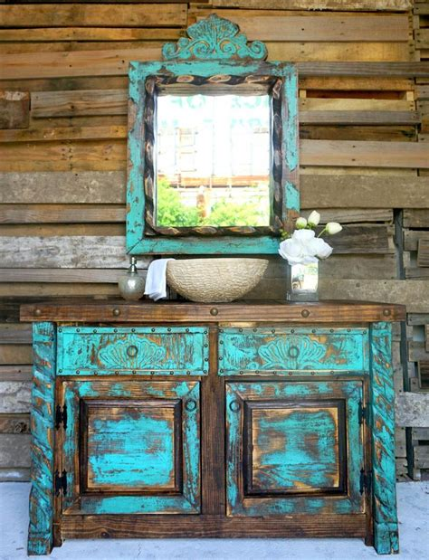 Distressed Turquoise Furniture by 25 Best Ideas About Distressed Turquoise Furniture On Chalk Paint Dresser Glass Tv