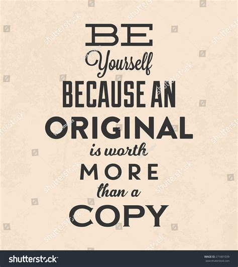 design by yourself retro typographic poster design be yourself because an