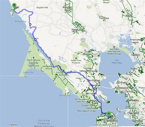 california map bodega bay westcoastbikegirls a grassroots team for livestrong page 3