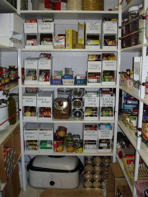 Storage For Cans In Pantry by Free Stuff Stuff Diy Can Organizer
