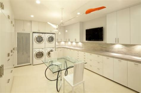 Modern Laundry Room Decor 33 Laundry Room Shelving And Storage Ideas