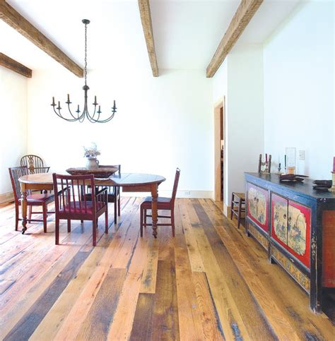 rustic dining room with wooden 4 bordeaux dining chairs antique reclaimed distressed oak rustic dining room